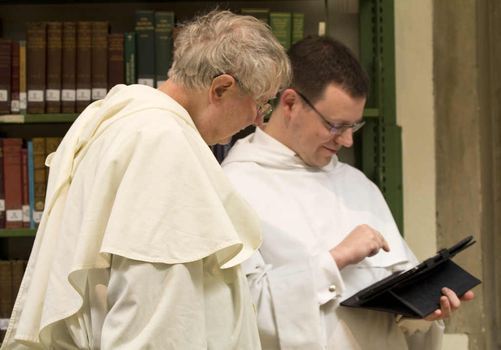 The training of Friars