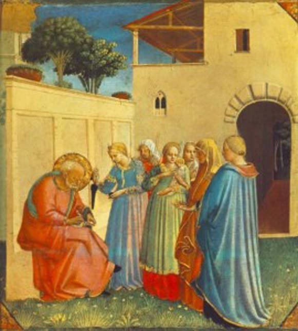 24th December – Zechariah: An Advent Conversion