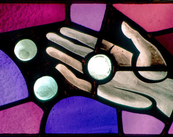 Praying with Almsgiving in Lent