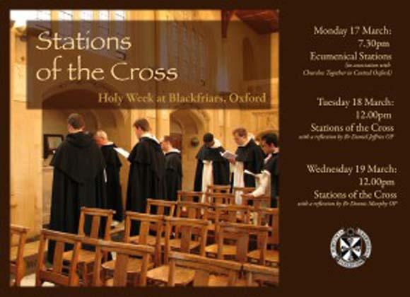 Via Crucis poster 2008