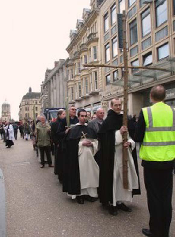 Oxford Walk of Witness
