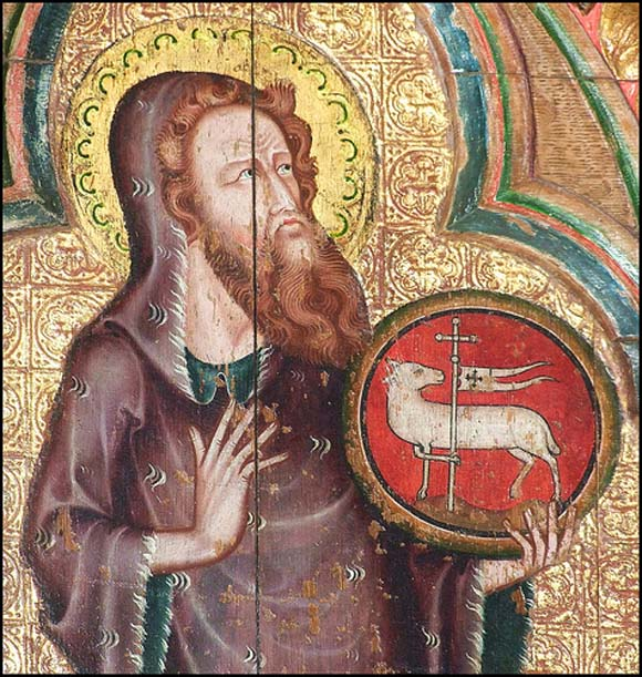 Saints This Month: St John the Baptist (24th June)