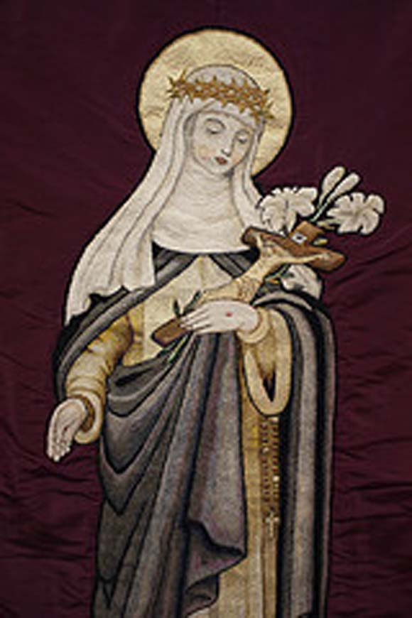 Fruits of Study 6: Suffering and Love in St Catherine of Siena