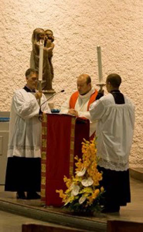 A-Z of the Mass: Gospel