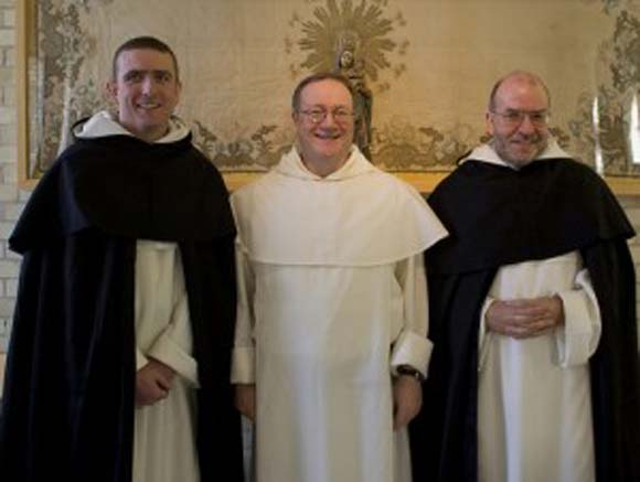 English Dominican Novices for 2009-10