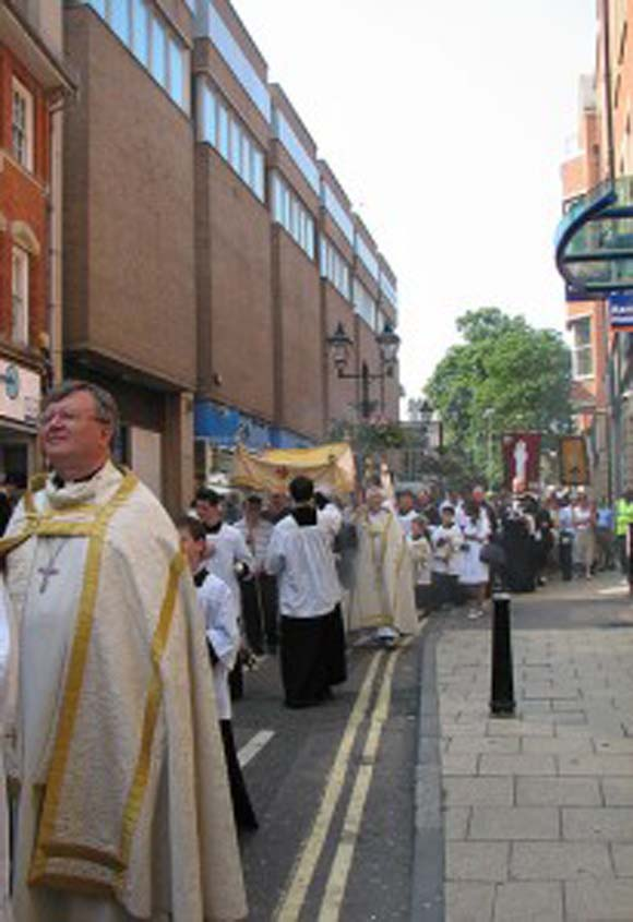 Taking the Lord to the streets of Oxford