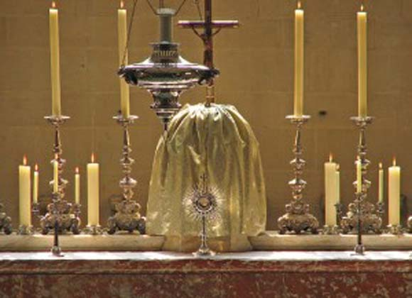 Oxford's Corpus Christi Procession