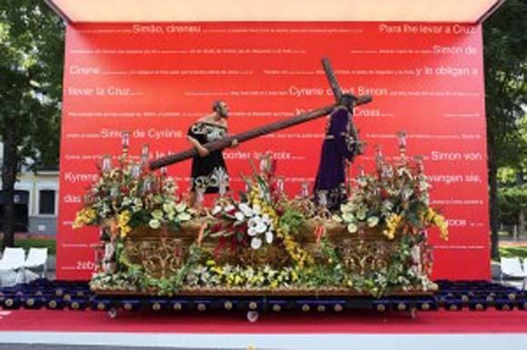 Madrid: Via Crucis