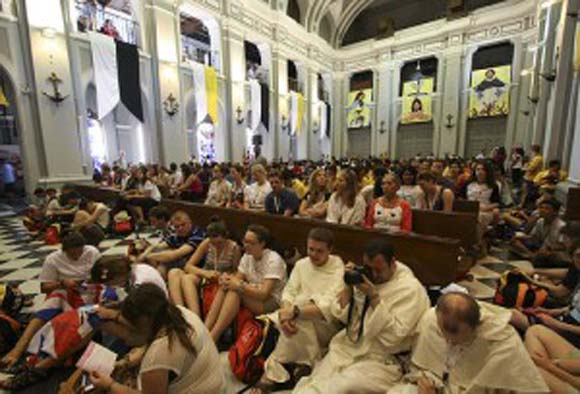 Madrid: Catechesis Sessions