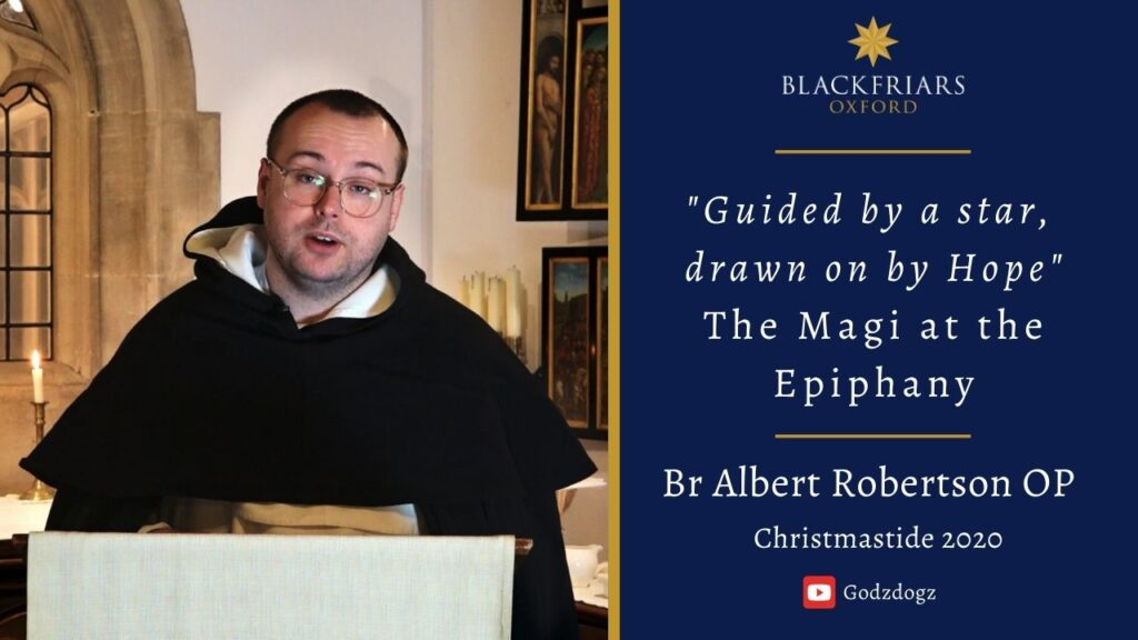 'Guided by a star, drawn on by Hope' – The Magi at the Epiphany