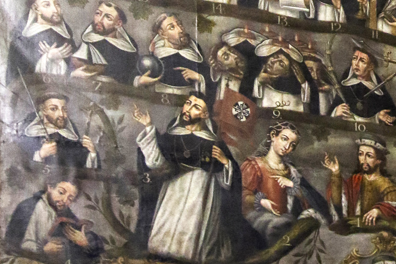 The Abiding Fruit of St Dominic
