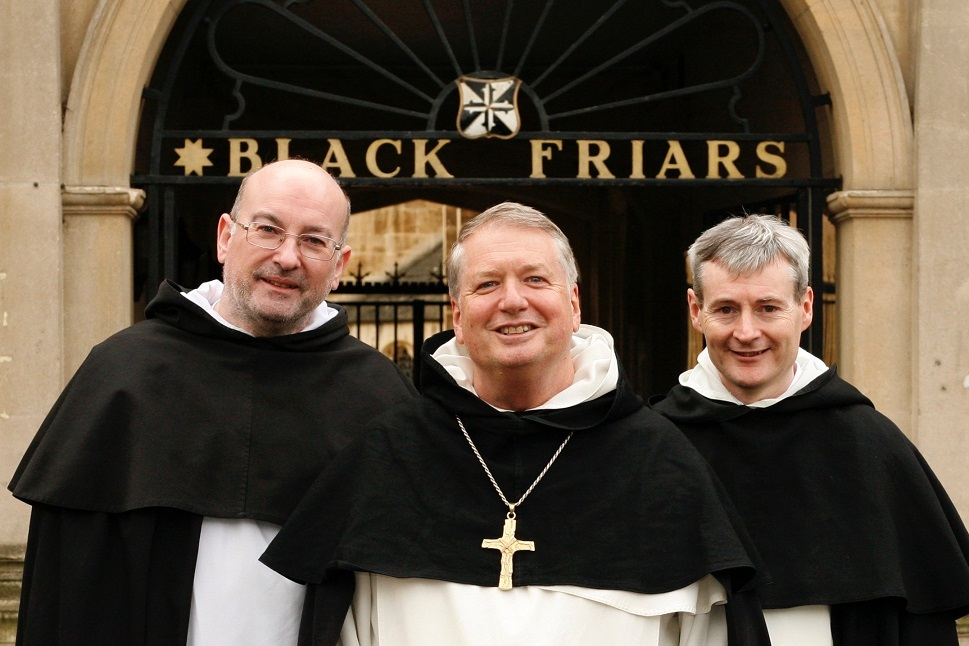 Archbishop Anthony Fisher visits Blackfriars