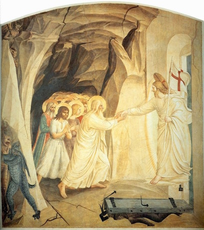 The Fourteenth Station: Jesus is buried