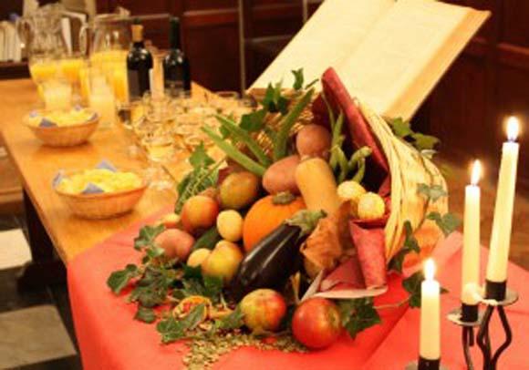 Thanksgiving at Blackfriars