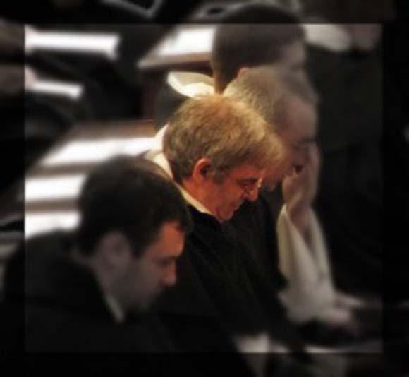 Remembering… fr John Martin McGowan OP (1949-2008)
