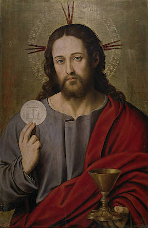 The Eucharist and the Resurrection