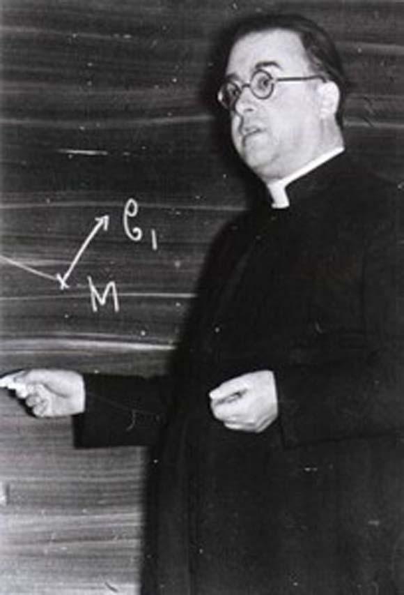 Celebrating Priesthood – Monsignor Georges Lemaître