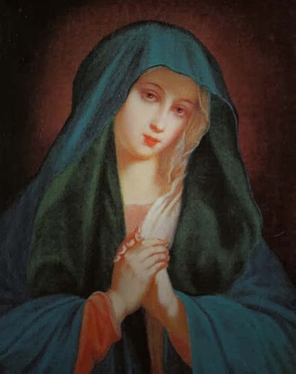Gospel Joy: Following the example of Our Lady