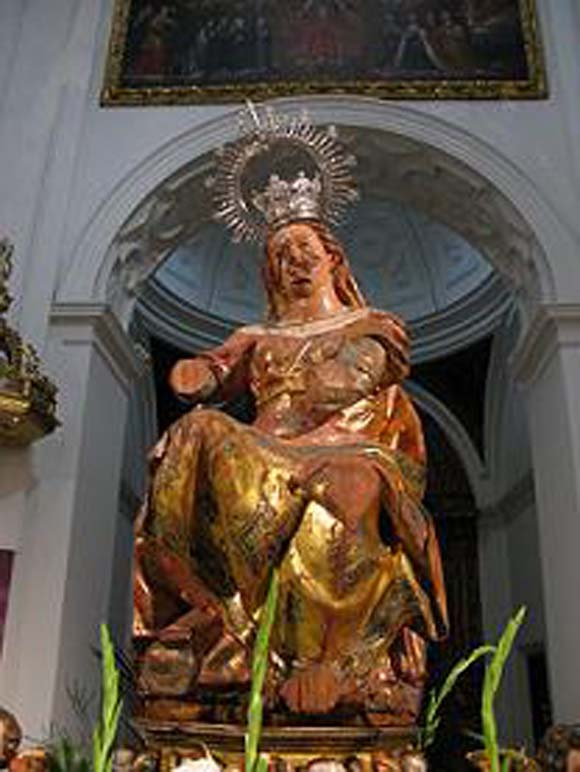 Our Lady Vulnerata: Valladolid