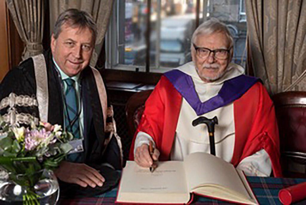 Academic Honours for Fr Fergus Kerr OP