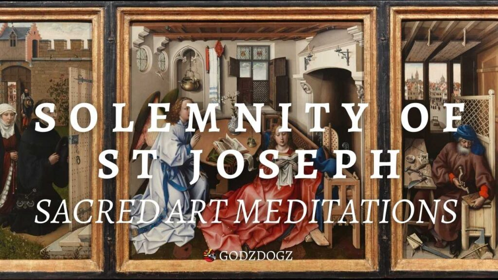 St Joseph the Mousetrap Maker   Merode Altarpiece
