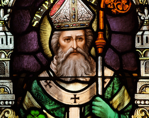The Feast of St Patrick