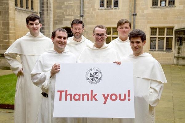 Training Fund Campaign passes £1 million!