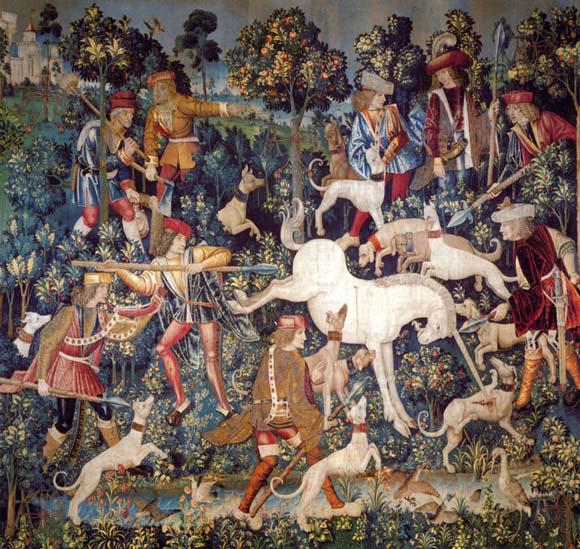 Biblical Beasts: Unicorn