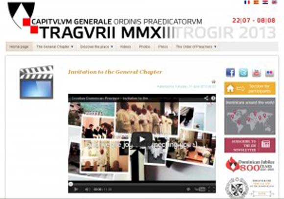 General Chapter 2013: Trogir