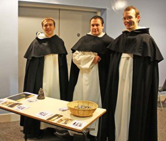 Vocations Fair at St Gregory's
