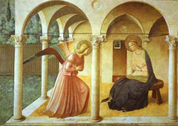 March 25 – The Annunciation of the Lord