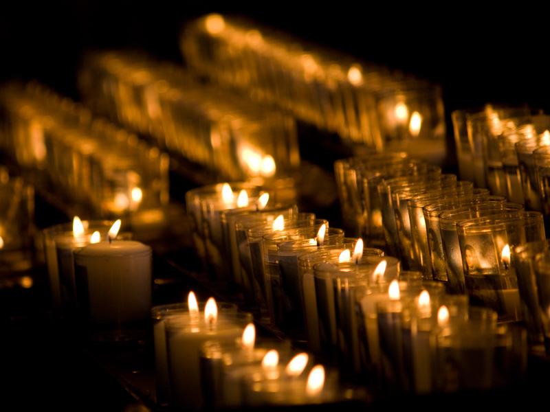 Prayer Vigil at the new Rosary Shrine in London