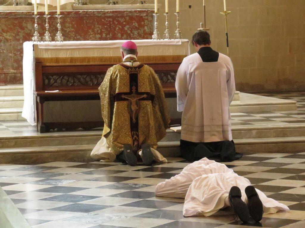Diaconal Ordination – Br Joseph Bailham OP