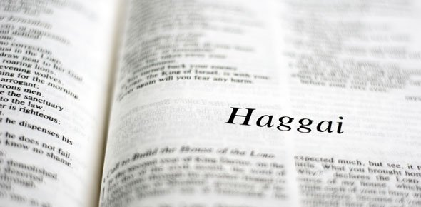 Neglected Books of the Old Testament: Haggai