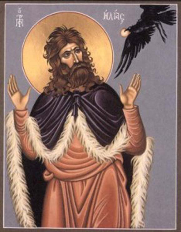 Advent – 19th December: Elijah, John, Jesus and the Coming of the Lord.
