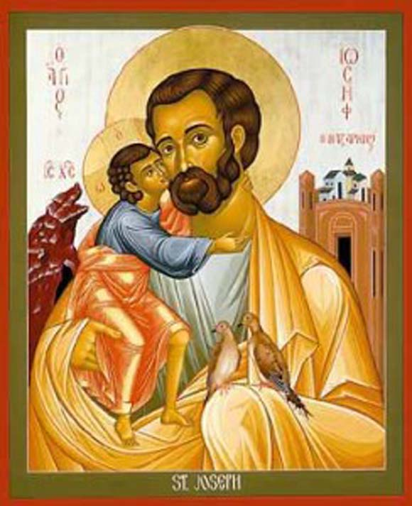 Solemnity of St Joseph, Spouse of the Blessed Virgin Mary: Witness to justice and love