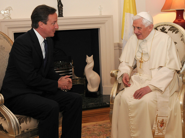 Pope Benedict in London – Day 2