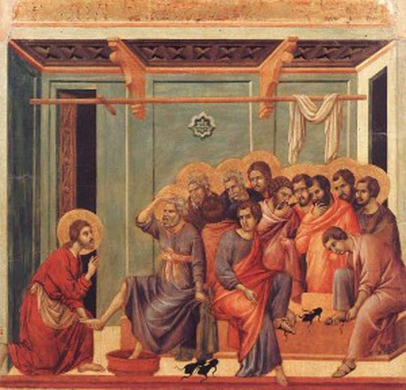 MAUNDY THURSDAY – As One Who Serves