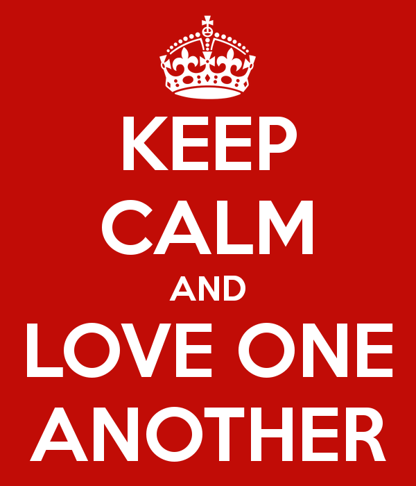 Gospel Joy: Loving one another