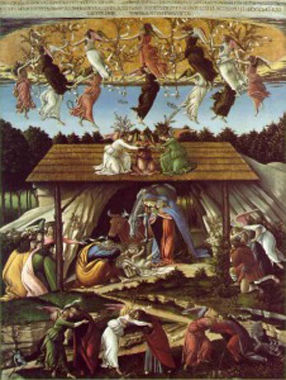 Christmas Day – God became man so that men might become gods