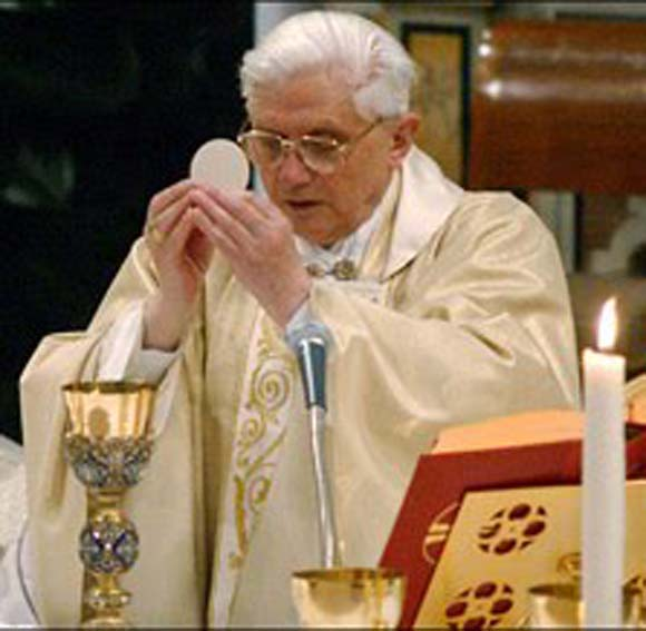 A-Z of the Mass: Transubstantiation