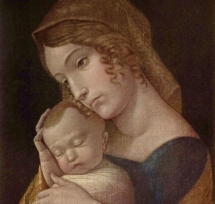 Mary, Mother of God: Contemplation amidst Chaos