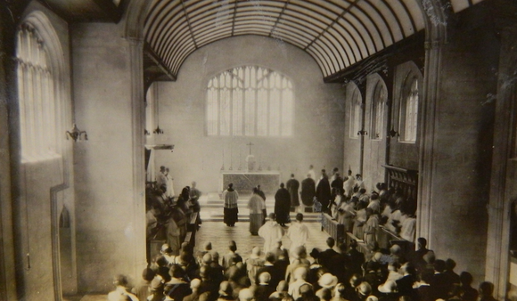 The Dedication of the Priory Church, Oxford