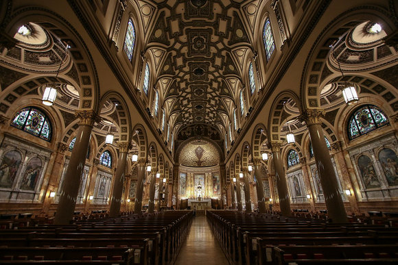 A Visit to the Blessed Sacrament