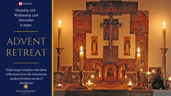 Godzdogz Advent Retreat – Preaching