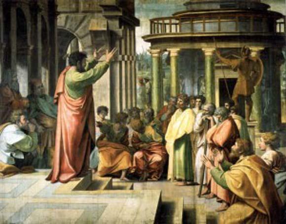 January 25 – Saul to Paul