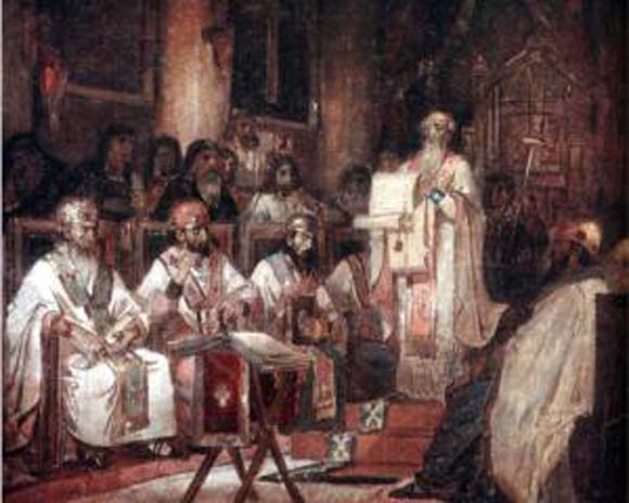 Councils of Faith: Constantinople II (553)