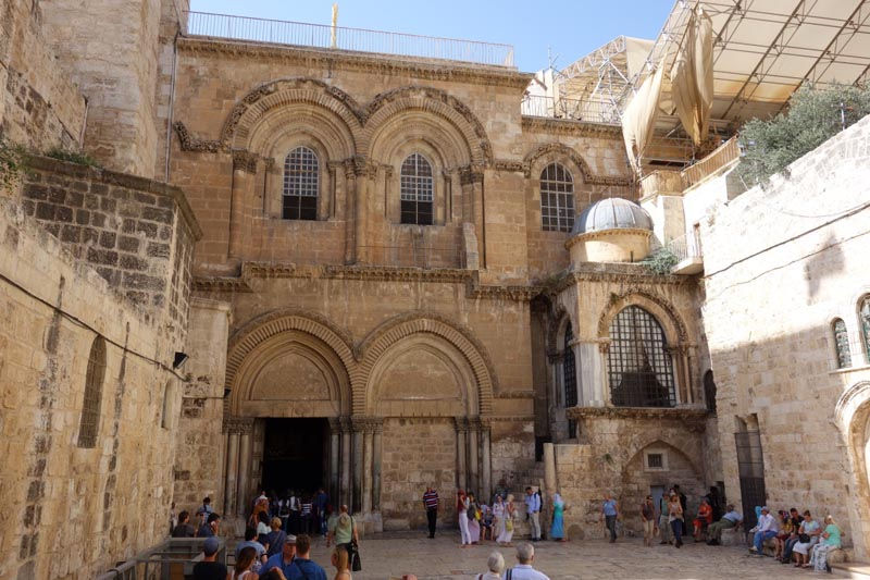 Interesting Churches: The Holy Sepulchre