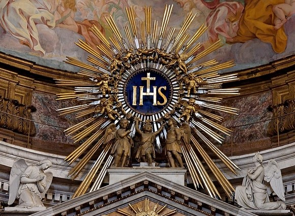 The Most Holy Name of Jesus