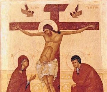 The Twelfth Station: Jesus dies on the cross